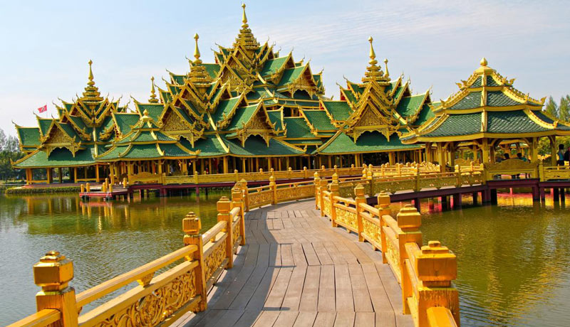 Thailand Tour Packages N D TTL Holidays - Thailand tour package